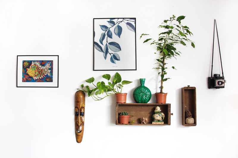 Decorative tips for focal apartment walls